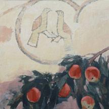 Яблоневый сад. Мадаба