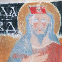 Царь Давид. Диптих