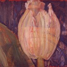 Три тюльпана. Триптих