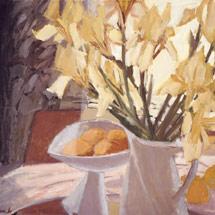Ирисы и апельсины