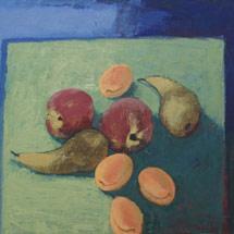 Плоды на столе