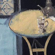 из цикла «РУССКИЙ ТУНИС»Кофейня в Медине